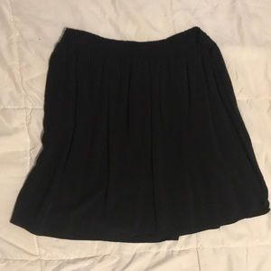 Black Mossimo Skirt